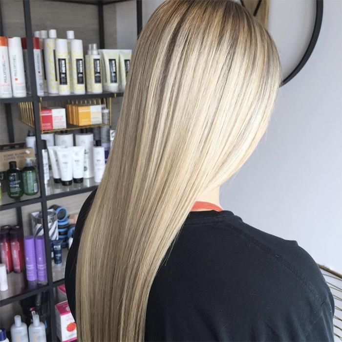 Maitre Styliste Coloration_Couleur Blond Realisations