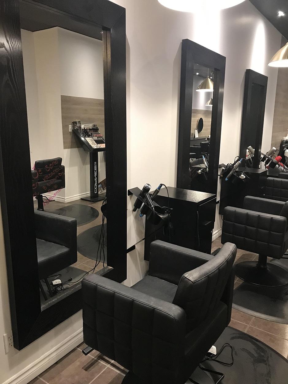 Maitre Styliste Salon Chaises